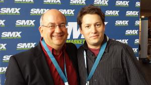 John Mueller und Manuel Stürkat